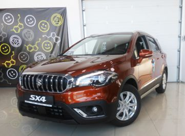 NEW SX4 5D (1.4 AT 4WD GLX)