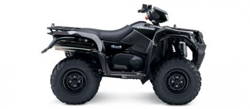 LT-A750XP KINGQUAD Power Steering 2009