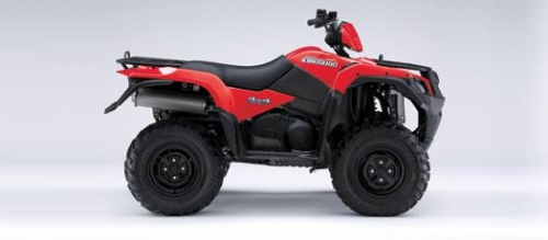 LT-A500XP KINGQUAD Power Steering